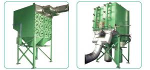 China Cartridge dust collectors on sale