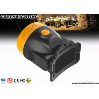 230mA Anti - Explosion Cordless Rechargeable LED Cordless Miner Cap Lamp