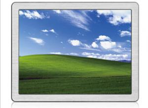 China 12.1 Inch industrial grade pc , IP65 Fanless multi touch panel pc on sale