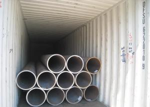 China Hot Rolled Alloy Carbon Seamless Steel Pipe26'' 660mm OD MTC Certificated on sale