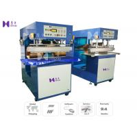 Tensile Membrane Structure High Frequency PVC Welding Machine AC380V 3 Phase