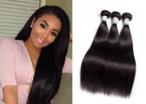 China 9A Wholesale Hair Weaves 3 Bundles Unprocessed Malaysian Hair /Straight supplier