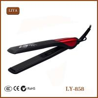 China Hot Selling Personal Ceramic Mini Hair Straightener Fast Heating Hair Iron for household use on sale