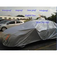 China Customized Intelligient Auto Body Cover Waterproof Automatic Car Cover on sale