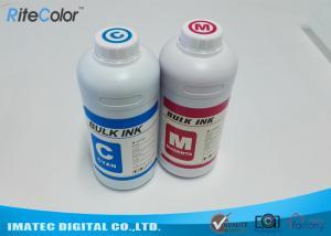 China Mugs / Ceramic / Fabrics Transfer Sublimation Printer Ink For Epson SureColor TFP Printers on sale