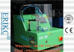 China Bosch Diesel Injector Tester Electronic Common Rail System Tester LSL-100 on sale