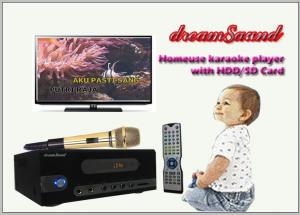 China High quality SD karaoke player with Popular songs on sale