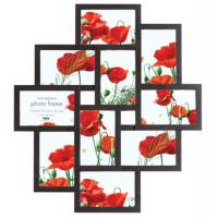 Multi Aperture Photo Picture Frame - Holds 10 X 6