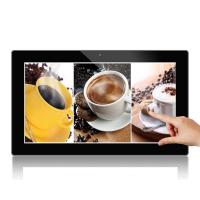 1080P Android Digital Photo Frame HD Digital Picture Frame For Commercial Advertising