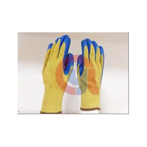 China Flame Retarding Aramid Cut Protection GlovesFor Metal Sheet And Glass Processing on sale