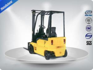 China 3 Ton All Terrain Articulated Forklift Truck No Noise For Height Rough Terrain on sale