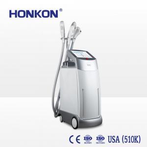 China IPL Beauty Equipment Painless Vacuum Beauty Equipment SHR OPT Blood Vessel Lesion Machine on sale