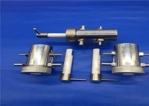 China White Zirconia Ceramic Plunger Pump , Triplex Piston Pump For Automobile Industry on sale