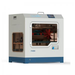 China Big CreatBot 3D Printer PEEK ULtem Printing Machine 110V / 220V Voltage on sale