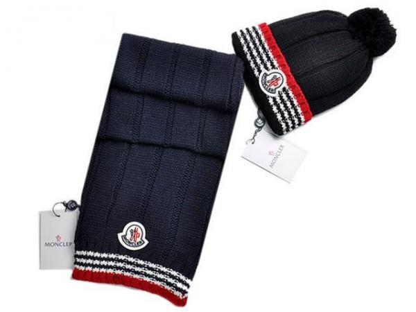 wholesale mens hat and scarf set 2015 moncler women s winter hat and scarf  set Images 87c5e4259ee