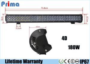 China Fisheye 28 180W LED Emergency Vehicle Lights IP67 Waterproof  4D Opitical on sale