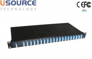 Quality 50GHz 96Channel AWG Technology DWDM Muiltiplexers Demultiplexers Module for sale