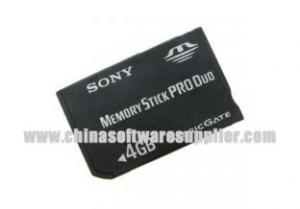 China SONY MS  memory card on sale