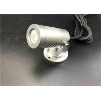 China Outdoor LED Garden Spotlights With Powder Coating Aluminum Housing 24VDC on sale
