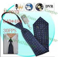 Quality Hidden Neck Tie Camera /spy camera/Video DVR/video surveillance cameras for sale