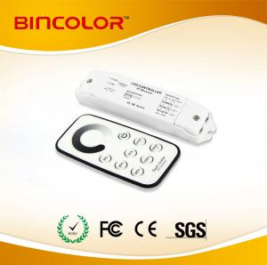 China Bincolor T1+R3  12v-24v single color circle touch remote led mini touch dimmer on sale