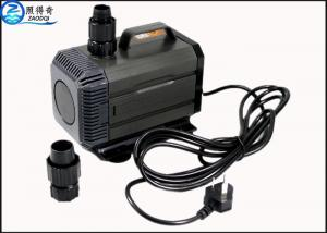 China Plastic Shell Fish Tank Submersible Aquarium Water Pump 4500L/H Fish Air Pump on sale
