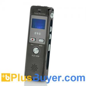 China Digital Voice Recorder for Telephone & FM Radio Recording - 4GB on sale