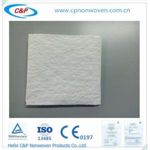 Quality Jetable stérilisé par la serviette de main d'ordre technique for sale