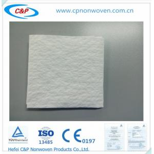 Quality Disposable sterilized by EO surgical hand towel made in china for sale