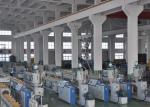 Water Supply And Gas Distribution Plastic PE Pipe Extrusion/Production Line