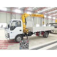 New Truck Mounting Cranes  Xcmg Crane 3.2Tons