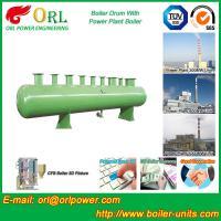 China 100 tambour de boue de chaudière de la tonne SA516 GR70 pour l'industrie du gaz naturelle on sale