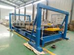1800*3600mm Rotex Type Gyratory Screen Separator For Iron Powder