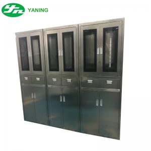 stainless steel hospital cabinets with drawer operating room rh ffucleanroom sell everychina com