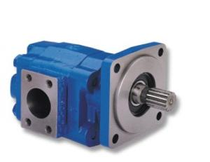 China Parker Commercial Permco Metaris P50 P51 hydraulic gear pump gear motor on sale