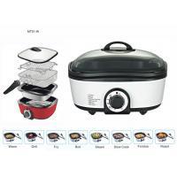 8 In 1 Electric Multi Cooker , Food Pressure Cooker Adjustable Temperature Settings