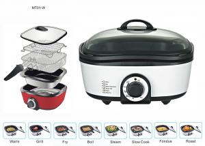 China 8 In 1 Electric Multi Cooker , Food Pressure Cooker Adjustable Temperature Settings on sale