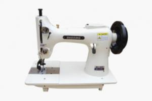 China DAGONG 1800  flat bed walking foot heavy duty sewing machine on sale