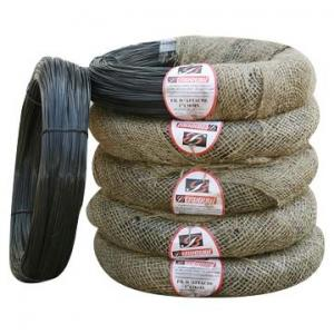 China annealed wire/black annealed wire/black annealed iron wire (with oil) on sale