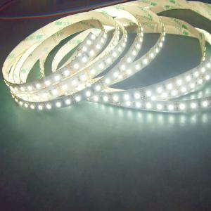 China Yellow Flexible FPC Energy Saving 3528 LED Strip Light for Car Decorative Lighting IP65 on sale