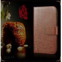 Wholesale Cell Case, iPhone 6 PU + PC Case, Retro Oracle Bone Script Style Stylish