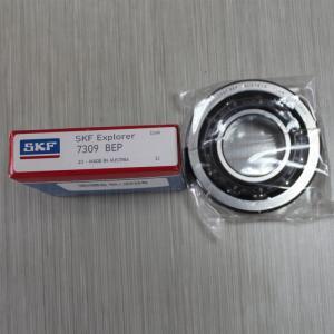 China Large stock 100% original Sweden SKF angular contact ball bearing 7309 BEP 45*100*25mm on sale