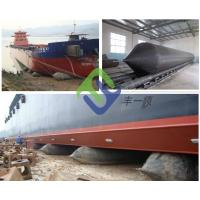 High pressure ship launching airbags inflatable rubber air bag