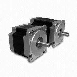 China 1.8° high torque Nema 34 Stepper Motor , frame size 86mm holding torque upto 12N.m on sale