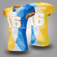 fcf204d2f China Best sublimated american football jersey american football uniforms  custom american football jerseys on sale .