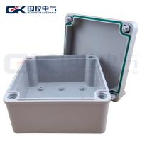 China Portable ABS Plastic Enclosure Boxes Switch PVC Enclosures For Electrical on sale
