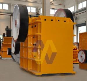 China Small Jaw Crusher/Jaw Crusher Machine/Jaw Crushers supplier