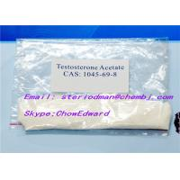 Healthy Muscle Growth Gh Hormone Steroid Test Acetate Testosterone Acetate