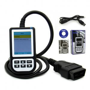 China New OBD2 Diagnostic Scanner C110+ for BMW Code Reader Air bag Full Scan tool on sale