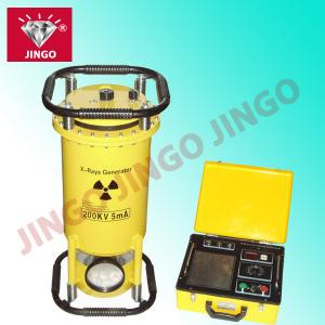 China NDT protable X ray flaw detector,frequency conversion gas-insulated X-ray 2005 on sale
